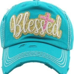 NWT *BOUTIQUE*    BLESSED HAT
